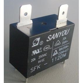 Rele Sanyou Sfk-112dm Da Placa Eletronica Principal 12v