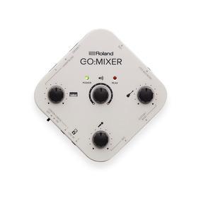 Mixer Roland Gomixer P/ Smartphones - Ideal Para Youtubers