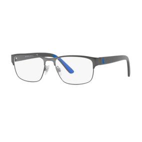 3a508a5156e21 Armação Oculos Grau Polo Ralph Lauren Ph1171 9157 55 Grafite