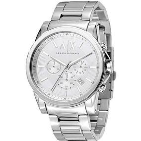 Relógio Armani Exchange Ax2058 Original!! Novo - Relógios De Pulso ... 964485321c