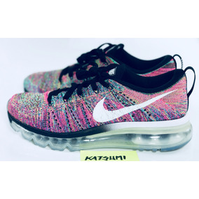 Nike Air Max Flyknit 360 Multicolor 37 S/juros Frete Grátis
