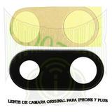Cubierta Camara Iphone 7 Plus Original