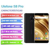 S8 Pro Ulefone -4g - 16gb Interno 13 Mp Hd (ver Video)