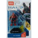 Mega Construx Halo Sesa Refumee Serie 9 Heroes Nuevo Sellado