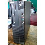 Lenovo (socket 1155), 4 Gigas Ram Ddr3, 160 Disco Duro, Dvd