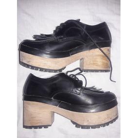 ccc331c5e16 Mocasines Acordonados Mujer Charol - Zapatos