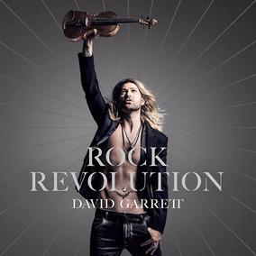 Cd David Garrett - Rock Revolution (2017) Lacrado