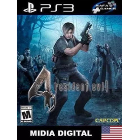 Resident Evil 4   Ps3   Promoção