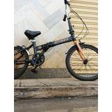 Bicicleta Dobravel Aro 20