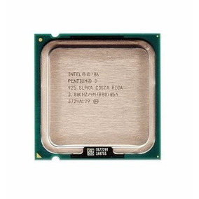 Processador Intel Pentium D925 4m 3,00ghz 800mhz Pn: Sl9ka
