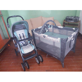 aeea161b0 Combo Graco Modelos Nuevos - Corrales, Cunas y Moisés en Mercado ...