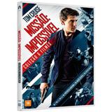 Box Original: Missão Impossível : Coleção Completa - 6 Dvd S