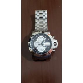 07dc7ea1c0c Relógio Fossil Modelo Jr1265 Prata Usado