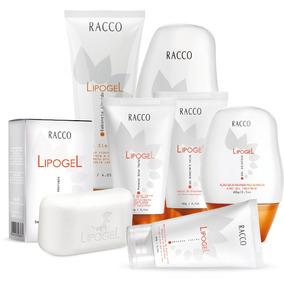 Kit Completo Racco Lipogel 7 Produtos Controle Pele Oleosa