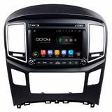 Autoradio Homolog Hyundai H1 15-17 Gps,wifi,tv,android