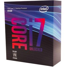 Processador Intel Core I7-8700k 3.7ghz/12mb/95w (6c/12t) Box