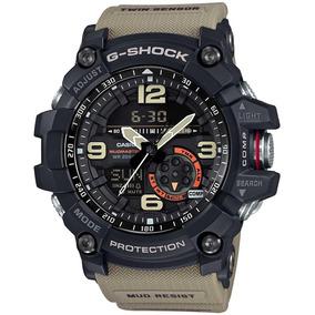 Reloj Casio G-shock Mudmaster Para Caballero-gg-1000-1a5cr