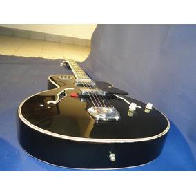 Antigua Guitarra Alemana De Jazz Caja Ancha