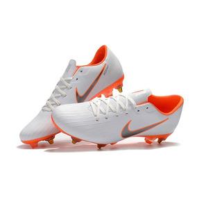 8c00854197 Chuteira Nike Mercurial Vapor Sl Laranja 6 Travas - Chuteiras de ...
