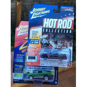 Lote De 2 Johnny Lightning Mustang Limitados