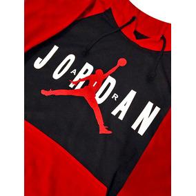 Sudadera Con Gorro Jordan Air Basquetbol Moda Varios Colores 9d6b1a38f1a