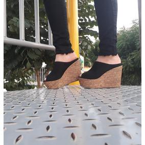 d03827cc45e32 Sandalias Plataformas Elegantes - Sandalias para Mujer en Mercado ...