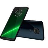 Smartphone Motorola, Moto G7 Plus 64 Gb, 6.24 , Índigo