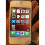 Iphone 4s Usado 16 Gb Blanco