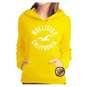 Blusa Moletom Hollister Moleton De Frio Unissex  hst 02 72b4c7b025190