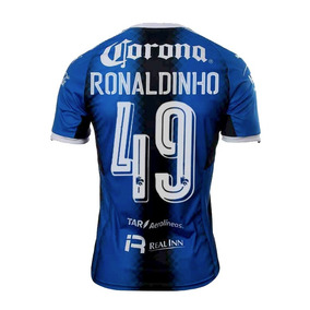Playera Ronaldinho Queretaro 2018 Ultimas