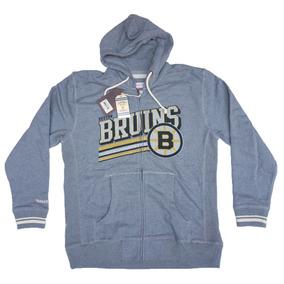 Chamarra Mitchell   Ness Talla 2xl Hockey Nhl Bruins Vintage 1479797aec8