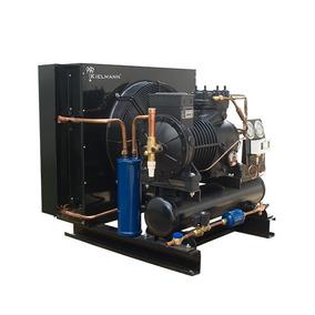 Unidad Condensadora Kielmann Sh 3 Hp R404 Con Proteccion