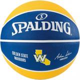Bola De Basquete Spalding Nba Golden State Warriors Team