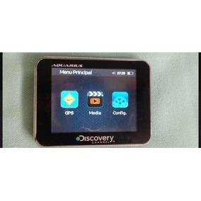 Gps Aquarius Discovery 3.5 Slim.