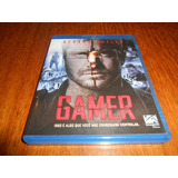 Filme Bluray Gamer. Gerard Butler.