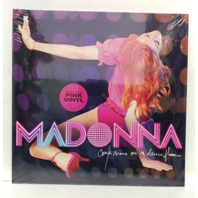 Lp Madonna Confessions On A Dance Floor Pronta Entrega