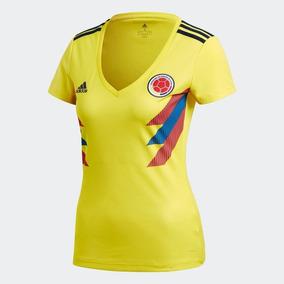 Camiseta Colombia Mujer - Camisetas en Mercado Libre Argentina ad7c6dcccc2