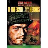 O Inferno É Para Os Heróis - Dvd | Frete Grátis