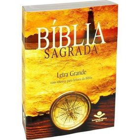Biblia Bussola Letra Grande