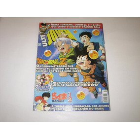 Ultra Jovem - Ano 2 - Nº 07 - Dragon Ball Z