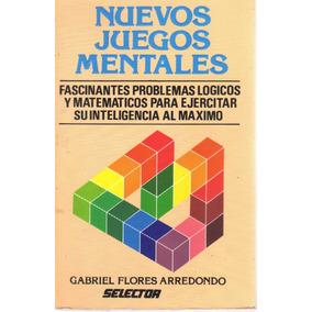 Libro Juegos Mentales En Distrito Federal En Mercado Libre Mexico
