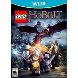 Lego The Hobbit - Wii U
