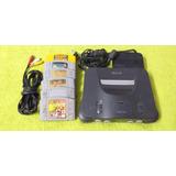Nintendo 64 (con 6 Juegos, Sin Controles)