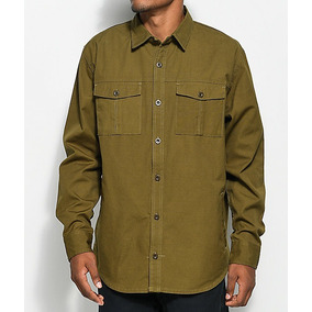 Camisa / Chamarra Ligera Militar Táctil 4 Bolsas