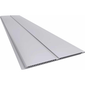 Machimbre De Pvc Blanco 200x7mm Precio X Ml