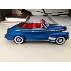 Miniatura Em Metal Scala 1:24 Chevrolet 1941 - Welly