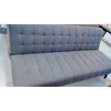 Sofa Cama Futon 2 Plazas Madera Importados Envio A Provincia