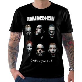 Camiseta Rammstein - Sehnsucht