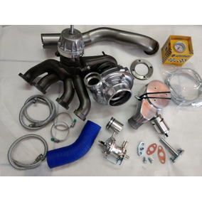 Kit Turbo Vw - Ap Pulsativo No Farol Biagio Com/turbina .50