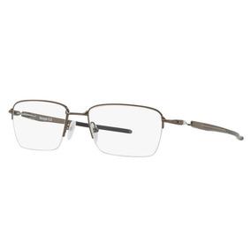 Óculos De Grau Oakley Ox5128-02 54x18 137 Gauge 3.2 Titanium b7ffaf7f9d